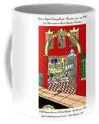 Kaylese Under An Arch N Gazebo N Paradise Coffee Mug