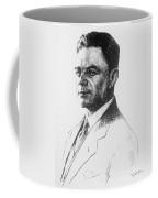 Kazimierz Funk, Polish-american Coffee Mug by Science Source