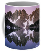 Kearsarge Lake Reflects The Nearby Coffee Mug