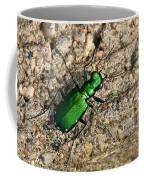 Keen Green Coffee Mug