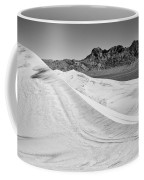 Kelso Sand Dunes Bw Coffee Mug