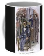 Kemmler Execution Coffee Mug