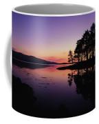 Kenmare Bay, Co Kerry, Ireland Sunset Coffee Mug
