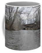 Kennedy Bridge Over French Creek Coffee Mug