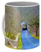 Kennedy's Bridge Over French Creek Coffee Mug