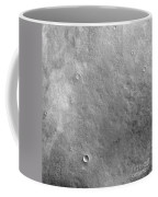 Kepler Crater On The Surface Of Mars Coffee Mug