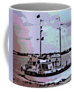 Ketch Coffee Mug