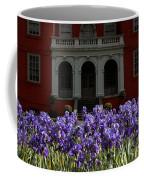 Kew Garden Irises Coffee Mug