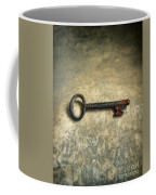 Key With Blood On It. Coffee Mug