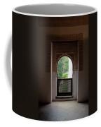 Keyhole Window Coffee Mug