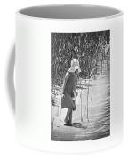 Khloe - Grayscale Coffee Mug