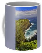Kilauea Lighthouse Hawaii Coffee Mug