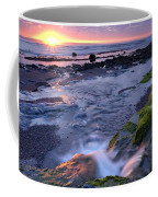 Killala Bay, Co Sligo, Ireland Sunset Coffee Mug