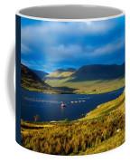 Killary Harbour, Co Galway, Ireland Coffee Mug