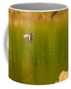 Killdeer In Flight Coffee Mug
