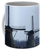Kinderdijk Windmills 2 Coffee Mug