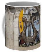 King David's Harp Coffee Mug