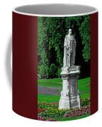 King Edward Vii Statue - Lichfield Coffee Mug