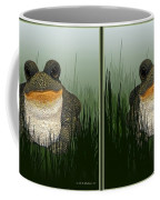 King Frog - Gently Cross Your Eyes And Focus On The Middle Image Coffee Mug