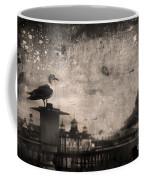 King Of The Pier Coffee Mug