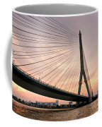 King Rama Bridge Bangkok Coffee Mug