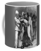 King Riouga And Samuel Baker, 1869 Coffee Mug by Photo Researchers