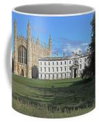 Kings College Chapel And The Gibbs Building Coffee Mug