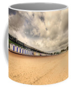 Kinlet Hall At Goodrington Sands Coffee Mug