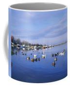 Kinnego Marina, Lough Neagh, Co Antrim Coffee Mug