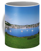 Kinsale, Co Cork, Ireland Boats And Coffee Mug