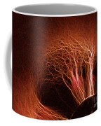 Kirlian Photograph Coffee Mug