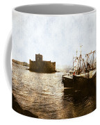 Kisimul Castle Scotland Coffee Mug by Jasna Buncic