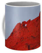 Kissing Camels On Fire Coffee Mug