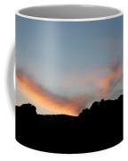 Kissing Camels Sunset Coffee Mug