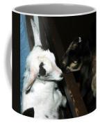 Kissing Kids Coffee Mug