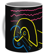Kissing On The Beach Coffee Mug