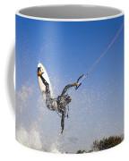 Kitesurfing Coffee Mug