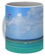 Kitesurfing In Kauai II Coffee Mug