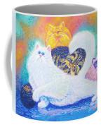 Kitties For Jenny Coffee Mug