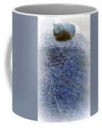 Kitty Blue Coffee Mug
