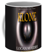 Klone Book Cover Coffee Mug