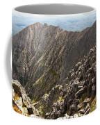 Knife Edge Mount Katahdin Baxter State Park Coffee Mug