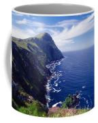 Knockmore Mountain, Clare Island Coffee Mug