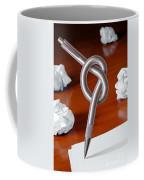 Knot On Pen Coffee Mug