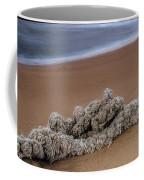 Knots On The Sand Coffee Mug