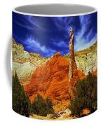 Kodachrome National Park Spire Coffee Mug