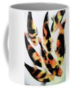 Koi Action Coffee Mug