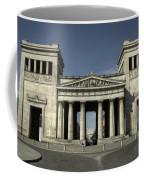 Konigsplatz Coffee Mug