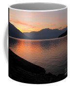 Kootenay Lake September Splendor Coffee Mug