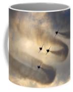 Korean Black Eagles Coffee Mug